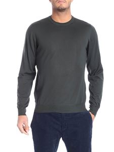 Fedeli - Dark green wool sweater