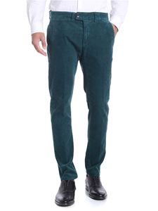 Department 5 - Corduroy green trousers