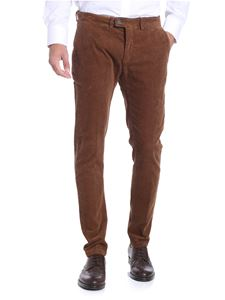 Department 5 - Brown corduroy trousers