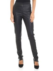 Federica Tosi - Black leather trousers