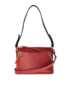 Chloé - Borsa Roy Medium rossa