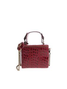 Antonio Marras - Nelly burgundy shoulder bag