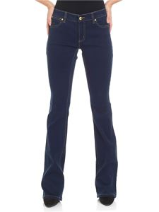 Michael Kors - Jeans Izzy blu scuro
