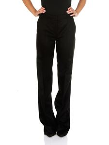 Max Mara - Pescia black trousers