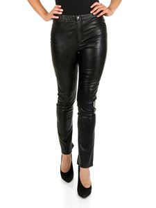 Isabel Marant Étoile - Zeffery black trousers