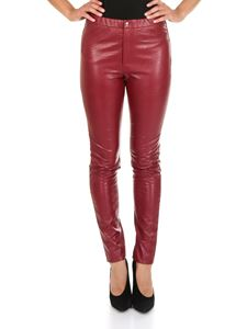 Isabel Marant Étoile - Zeffery red trousers