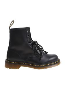 Dr. Martens - 1460 Smooth black ankle boots