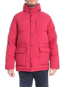Aspesi - New Moschino II red down jacket