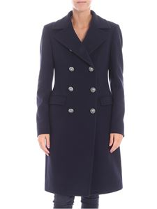 Tagliatore - Blue coat with metal buttons