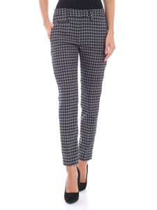Dondup - Perfect grey check trousers