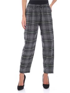 Mes Demoiselles - Tarkour grey, green and black trousers