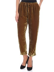 Mes Demoiselles - Milo green trousers