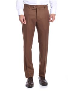 Officine Générale Paris 6e - Paul brown trousers