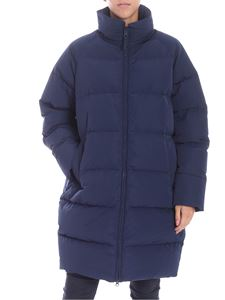 Aspesi - Blue overfit down jacket
