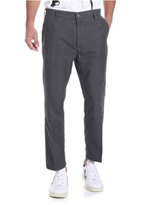 Covert - Grey slash pocket trousers