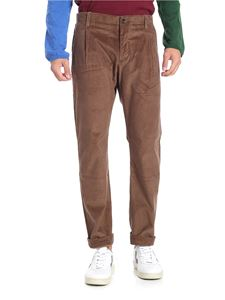 Nine in the morning - Brown corduroy trousers