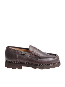 "Paraboot - Scarpa ""Reims"" marrone"