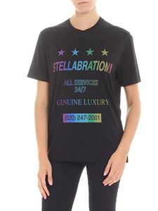 Stella McCartney - Stellabration black t-shirt