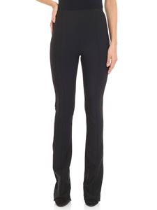 Patrizia Pepe - Black flared trousers