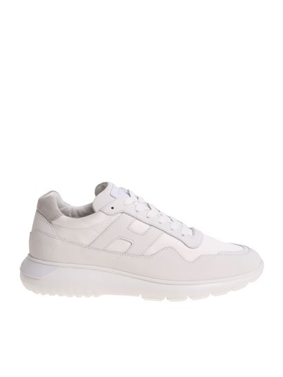 Hogan Fall Winter 18/19 interactive cube white sneakers ...