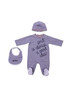 Fendi Jr - Cotton set