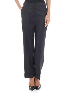 Pence - Anthracite color Miriam trousers