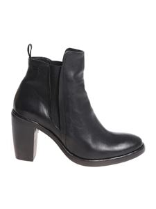 The Last Conspiracy - Felicia leather ankle boots