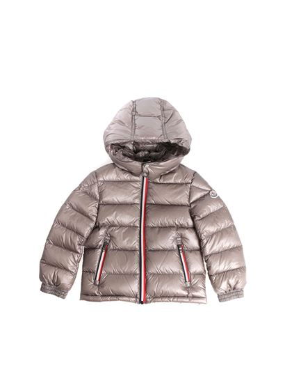 d7c520969bda Moncler Jr Fall Winter 18 19 gastonet grey down jacket - 4187705 ...