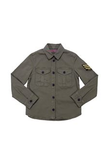Zadig & Voltaire - Army green shirt with pockets
