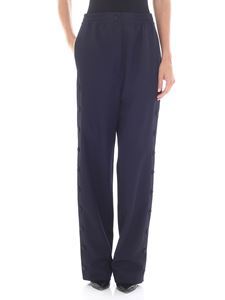 "Joseph - Blue ""Odon"" trousers"