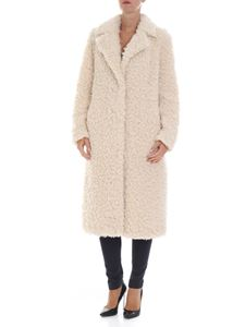 "Stand Official - White ""Renee"" coat"