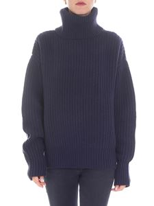 Joseph - Blue Pearl Turtleneck