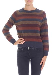 Aspesi - Striped crew neck pullover