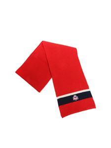 """Isabel Marant - """"Helona"""" scarf in red wool"""