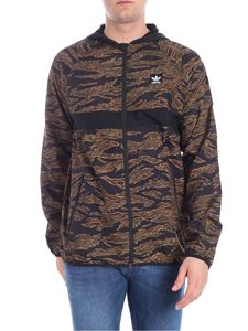 "Adidas - ""Camouflage BB"" black jacket"