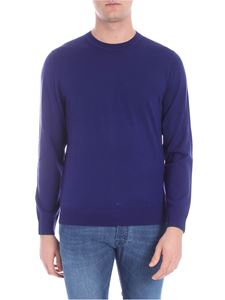 PS by Paul Smith - Purple merino wool pullover