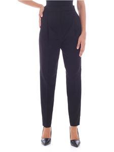 "S Max Mara - ""Olaf"" black trousers"