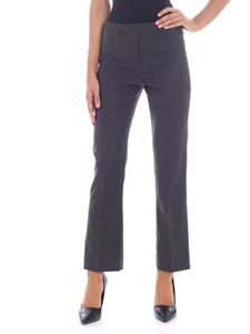 "S Max Mara - ""Lina"" grey trousers"