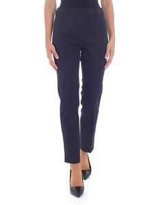 "Max Mara Weekend - ""Learco"" blue trousers"