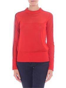 "Sportmax - ""Frank"" red pullover"