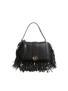 "Michael Kors - ""Lillie"" black shoulder bag"