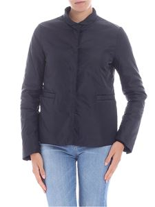 Aspesi - Black Thermore padded jacket