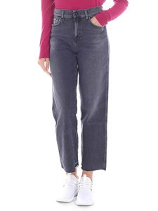 """7 For All Mankind - """"Kiki"""" grey jeans"""