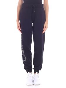 Kenzo - Black trousers with logo