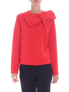 Parosh - Red top with bow