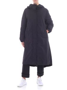 Aspesi - Black Thermore padded coat