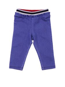 Little Marc Jacobs - Blue denim pants