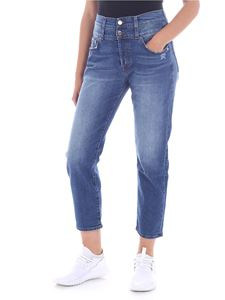 """7 For All Mankind - """"Josefina2"""" blue jeans"""