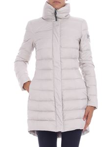 "Peuterey - ""Sobchak MQ"" ice-colored down jacket"