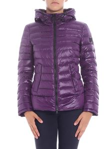 "Peuterey - ""Utah"" purple down jacket"